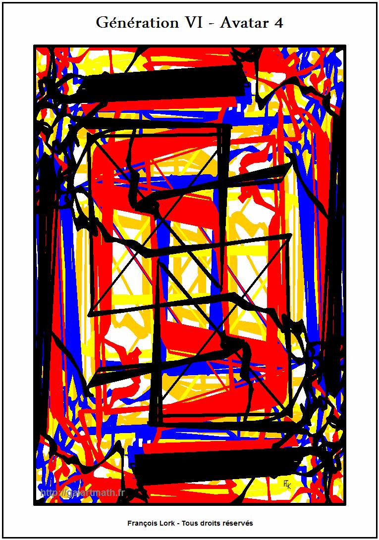 Génération 6 - Avatar 4 - Cages Ou Fenêtres - Cages Or Windows, Up To You - FLK - 2016