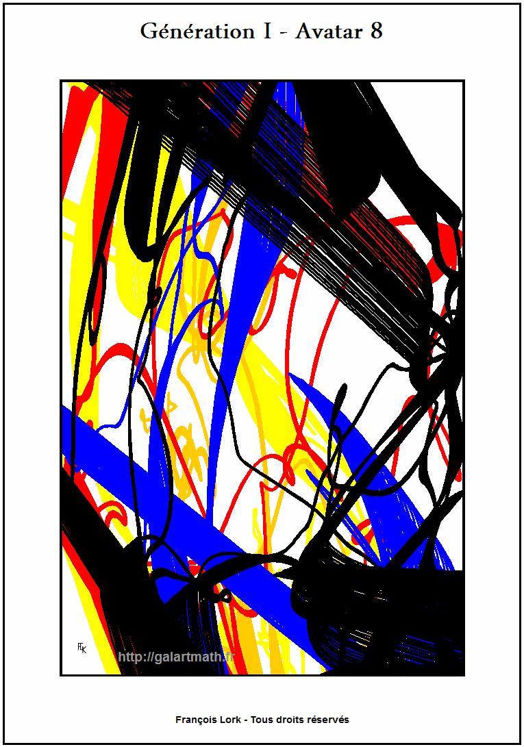 Génération I - Avatar 8 - Blessure- Laceration - FLK - 2015