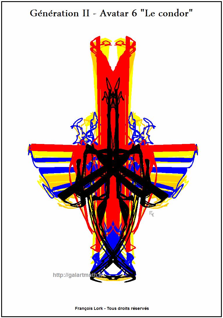 Génération II - Avatar-6 - Le Condor FLK -2015