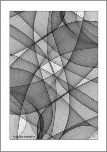 Gravure numérique 1 - Engraving 1 - FLK 2017