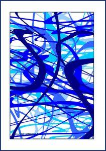 Impression aquatique - FLK 2014 - Image numérique - Numerical image
