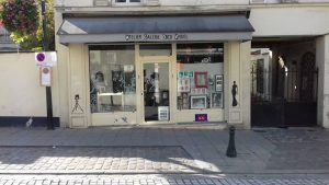 La galerie de Philippe Cicchero à Bagneux