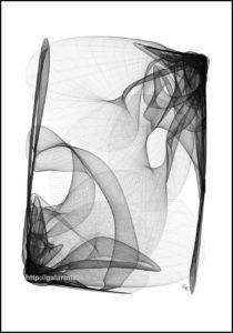 Retrouvailles - 1954 - 1 - Image Numérique - Numerical picture - FLK 2018