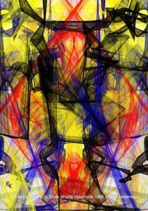 Image numérique - numerical picture - digital art - FLK