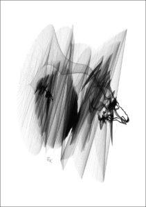 Le bouc émissaire - Digital art - FLK 2021 Image bumérique - numerical picture