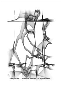 Sans titre - Digital art - FLK 2021 - Image numérique - numerical picture